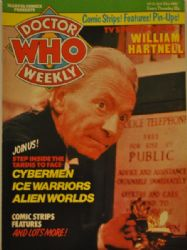 Dr Who Weekly #15